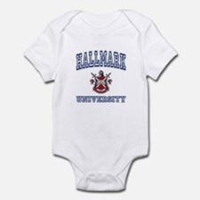 HALLMARK University Infant Bodysuit