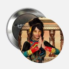 "Princess of China 2.25"" Button (100 pack)"