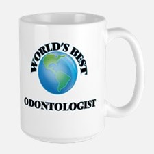 World's Best Odontologist Mugs