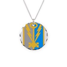 501st Military Intelligence Necklace