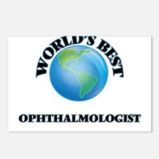 World's Best Ophthalmolog Postcards (Package of 8)