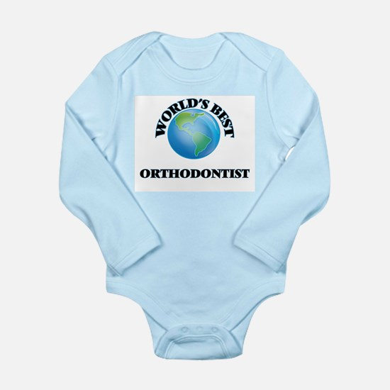 World's Best Orthodontist Body Suit