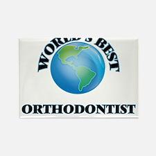 World's Best Orthodontist Magnets