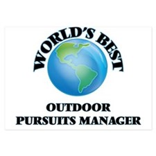 World's Best Outdoor Pursuits Manager Invitations