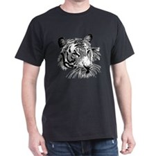 Drawn Tiger T-Shirt