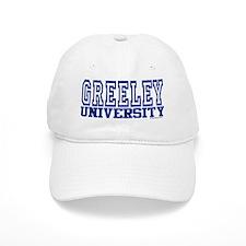 GREELEY University Baseball Baseball Cap