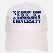 GREELEY University Baseball Baseball Cap