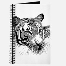 Drawn Tiger Journal