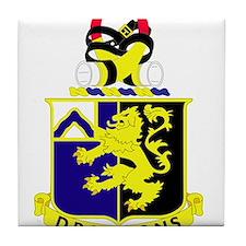 1st Battalion 48th Infantry Regiment. Tile Coaster
