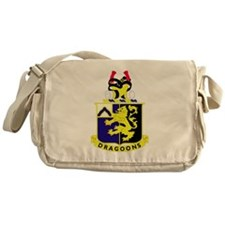 1st Battalion 48th Infantry Regiment Messenger Bag