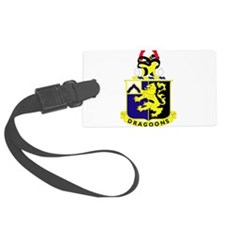 1st Battalion 48th Infantry Regi Luggage Tag