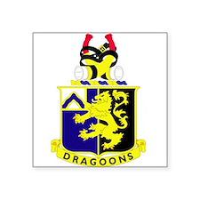 1st Battalion 48th Infantry Regiment Sticker