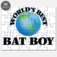 World's Best Bat Boy Puzzle