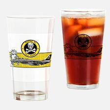 vf84shirt.jpg Drinking Glass