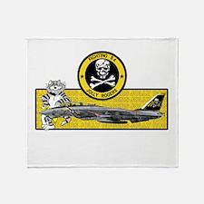 vf84shirt.jpg Throw Blanket