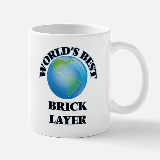 World's Best Brick Layer Mugs