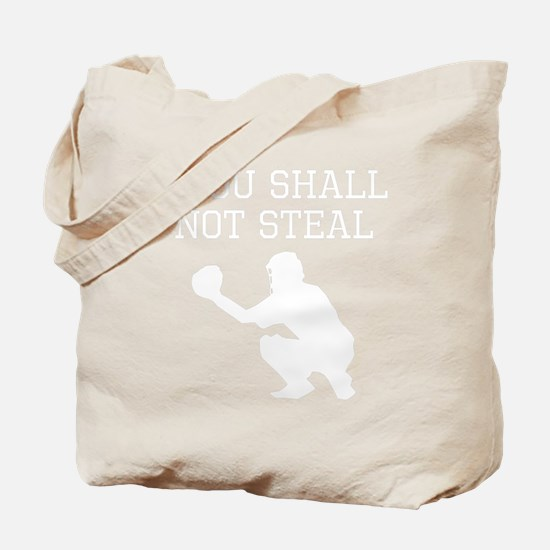 Thou Shall Not Steal Tote Bag