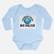 World's Best Busker Body Suit