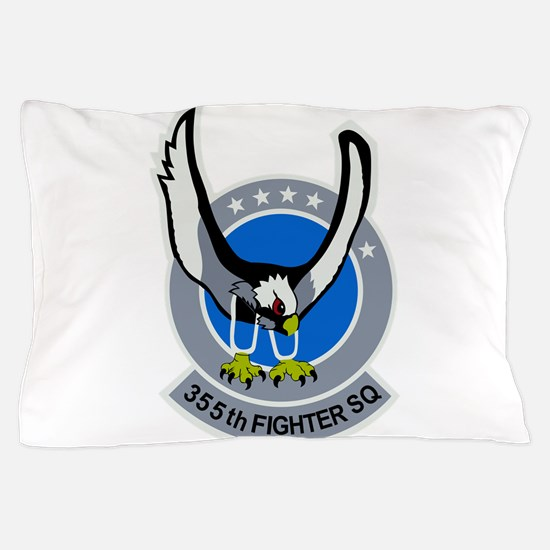 355th_fighter_sq.png Pillow Case