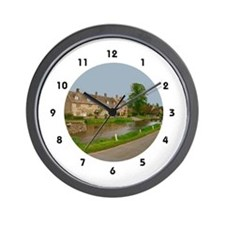 Lower Slaughter Wall Clock