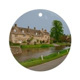 Cotswold Round Ornaments