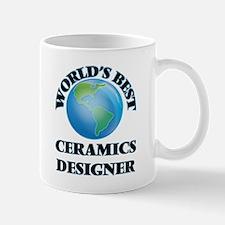World's Best Ceramics Designer Mugs