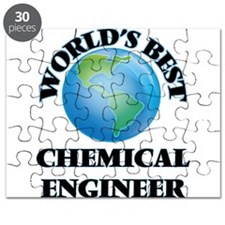 World's Best Chemical Engineer Puzzle