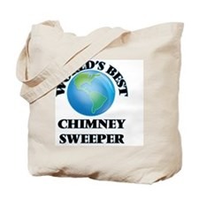 World's Best Chimney Sweeper Tote Bag