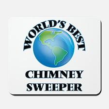 World's Best Chimney Sweeper Mousepad