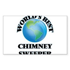 World's Best Chimney Sweeper Decal