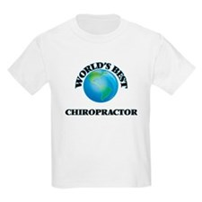 World's Best Chiropractor T-Shirt