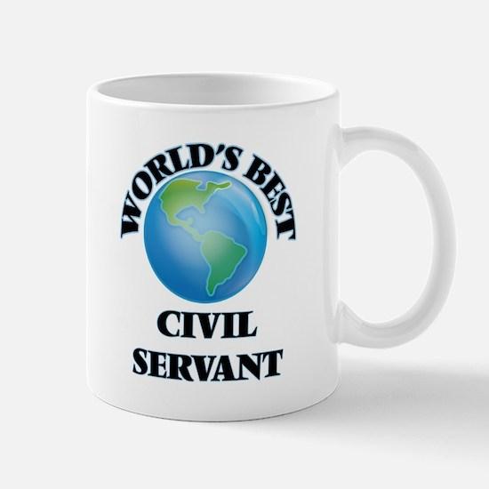 World's Best Civil Servant Mugs