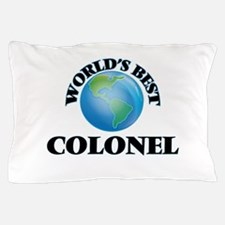 World's Best Colonel Pillow Case