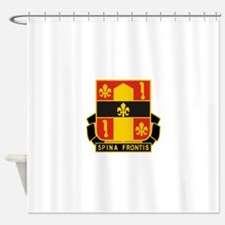559th U.S. Army Artillery Group.png Shower Curtain