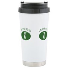 Funny Over the hill 60 Travel Mug