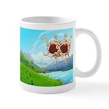 Unique Pastafarianism Mug