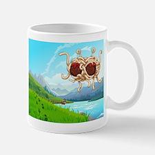 Funny Pastafarian Mug