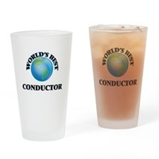 World's Best Conductor Drinking Glass
