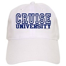 CRUISE University Baseball Cap