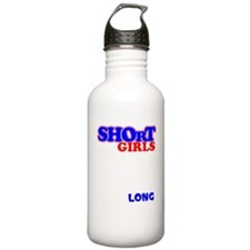 Short Girls : God only Water Bottle