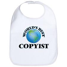 World's Best Copyist Bib