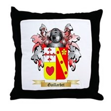 Gaillardet Throw Pillow