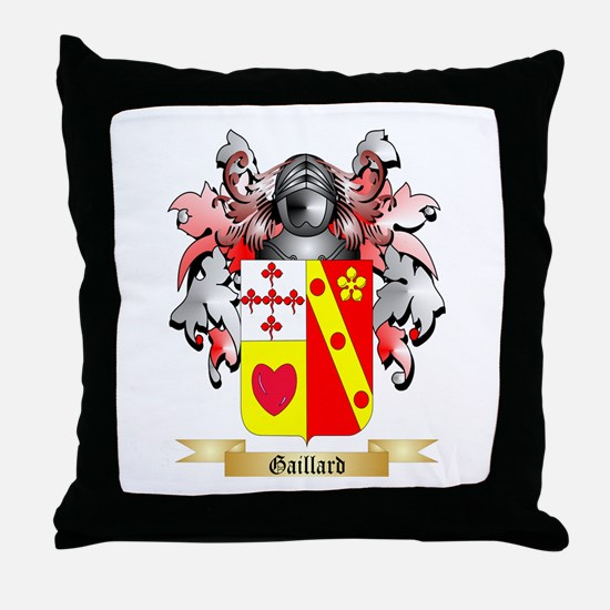 Gaillard Throw Pillow