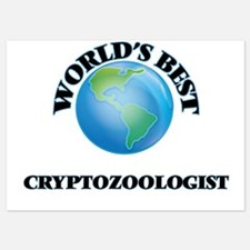 World's Best Cryptozoologist Invitations