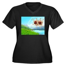 FSM & Me Plus Size T-Shirt
