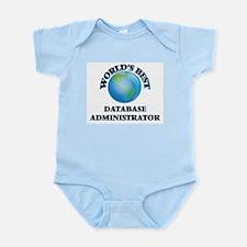 World's Best Database Administrator Body Suit