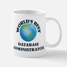 World's Best Database Administrator Mugs