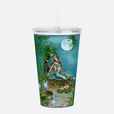 Best Seller Merrow Mermaid Acrylic Double-wall Tum