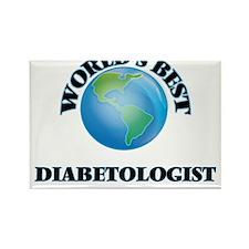 World's Best Diabetologist Magnets