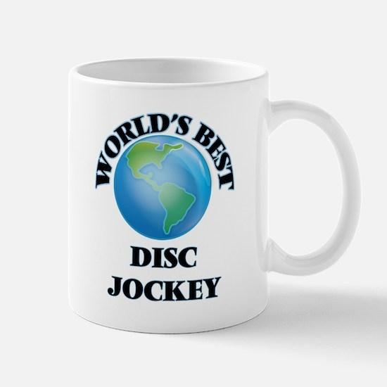 World's Best Disc Jockey Mugs